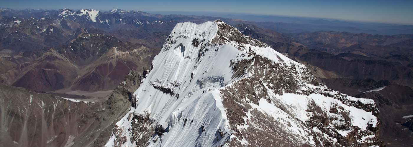 mount aconcagua · normal route