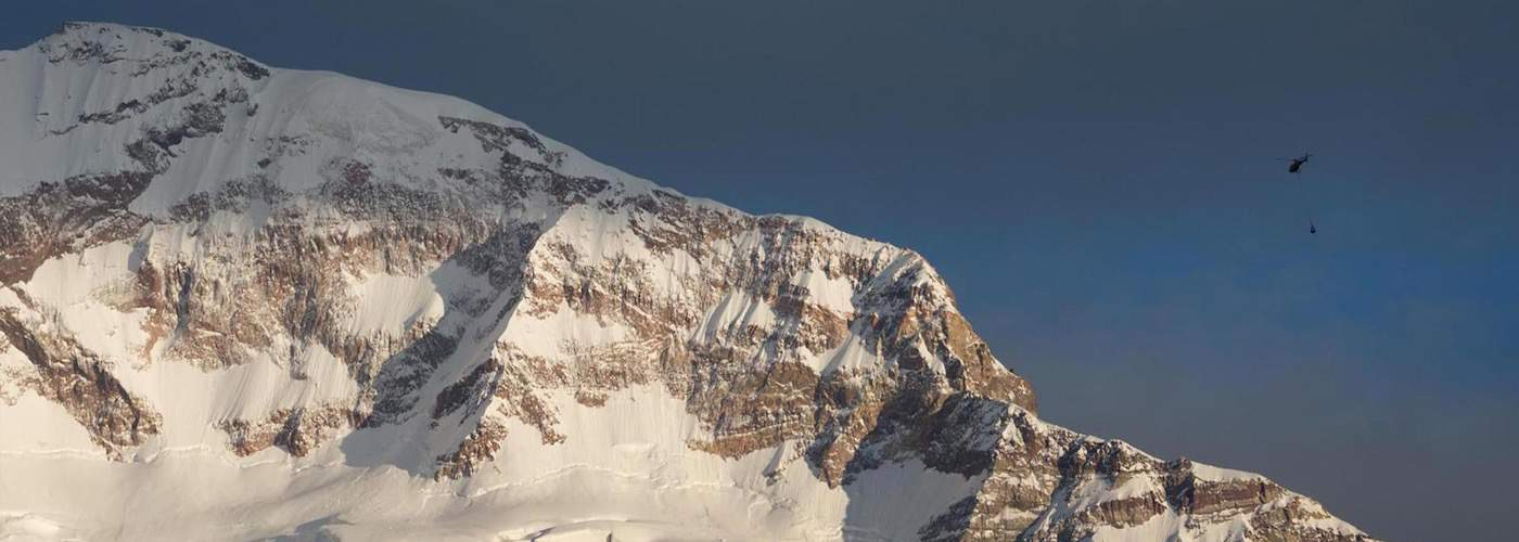 Mount Aconcagua - Grajales Expeditions