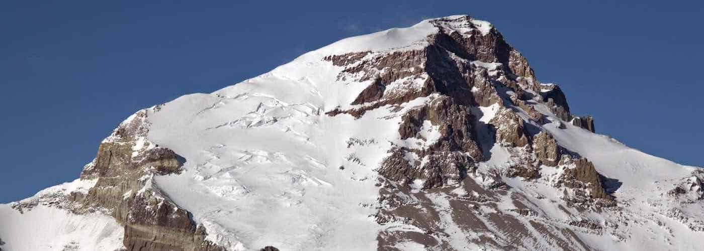 mount aconcagua · polish traverse
