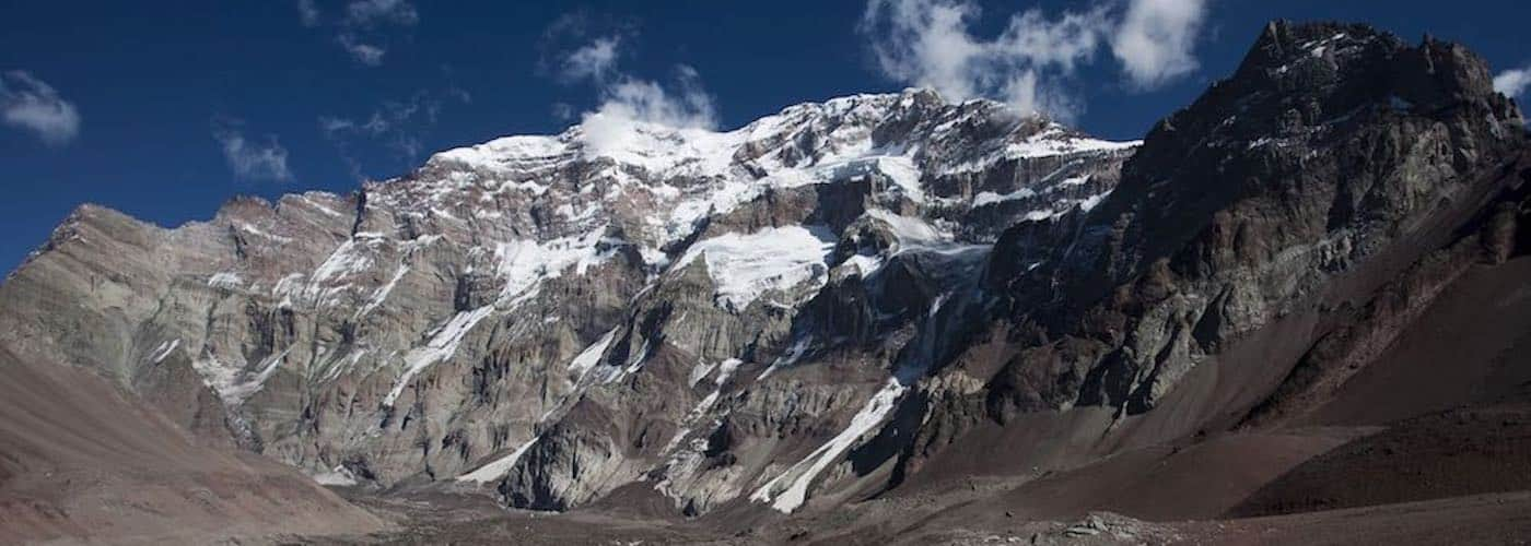 Aconcagua Trek Base Camp