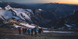 Mt. Aconcagua - Fernando Grajales Expeditions