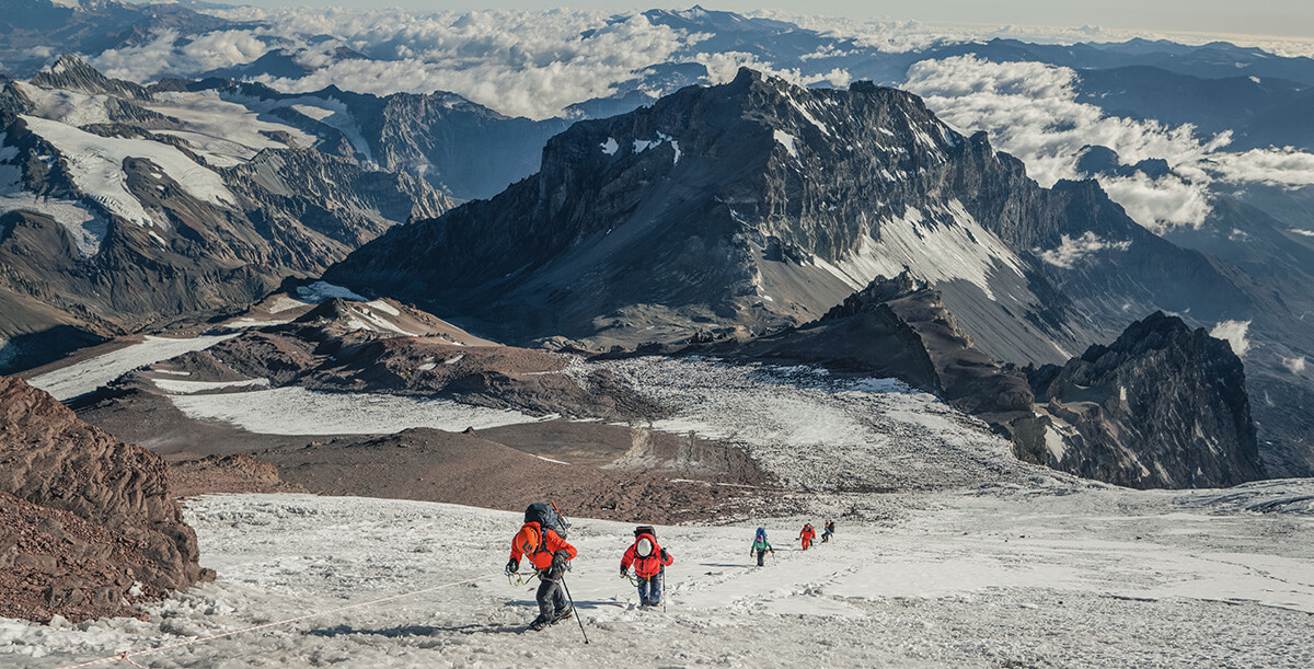 Mt. Aconcagua - Polish Glacier - Grajales Expeditions