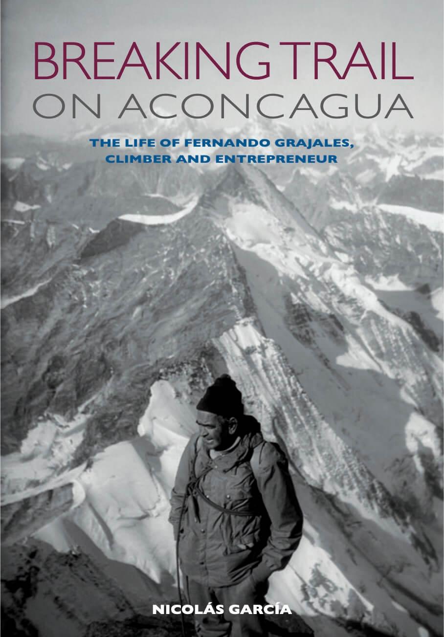 Breaking Trail on Aconcagua
